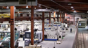 INSCO's 65,000  square foot manufacturing facilty
