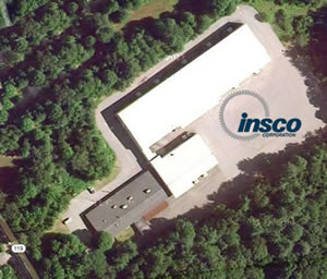 Satellite view of Insco Corporation, Groton, MA 01450